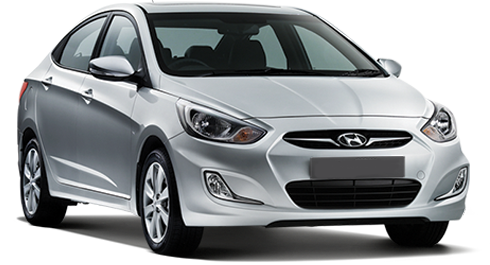 Hyundai Automatic Accent Blue